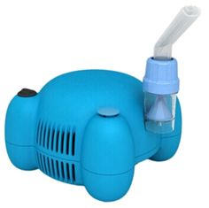 China Blue Dome Structure Portable Compressor Nebulizer Low Noise FC05B supplier