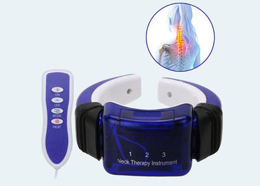 China Electric Neck Meridian Therapy Massager Far Infrared Heating Pain Relief Massage Machine distributor