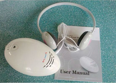 China Contec brand 2MHZ Baby Sound C Prenatal Fetal Doppler Baby Heart Monitor with CE approved distributor
