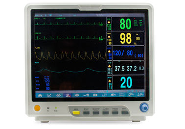 China High Safety Portable Patient Monitor For Monitoring Adult / Pediatric / Neonate distributor