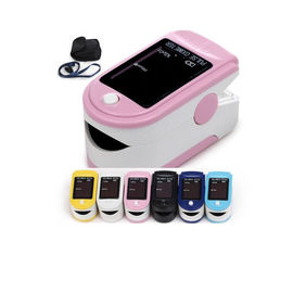 China Professional Digit Fingertip Pulse Oximeter For Oxygen Saturation distributor