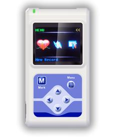 CE FDA TLC5000 Portable Patient Monitor 12 channels ECG Holter Machine for Family