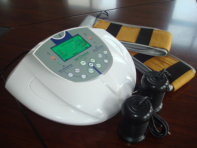 Remote IR System Dual Detox Foot Spa For Toxin Removing